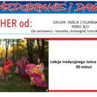 Lekcja tanca cyganskiego